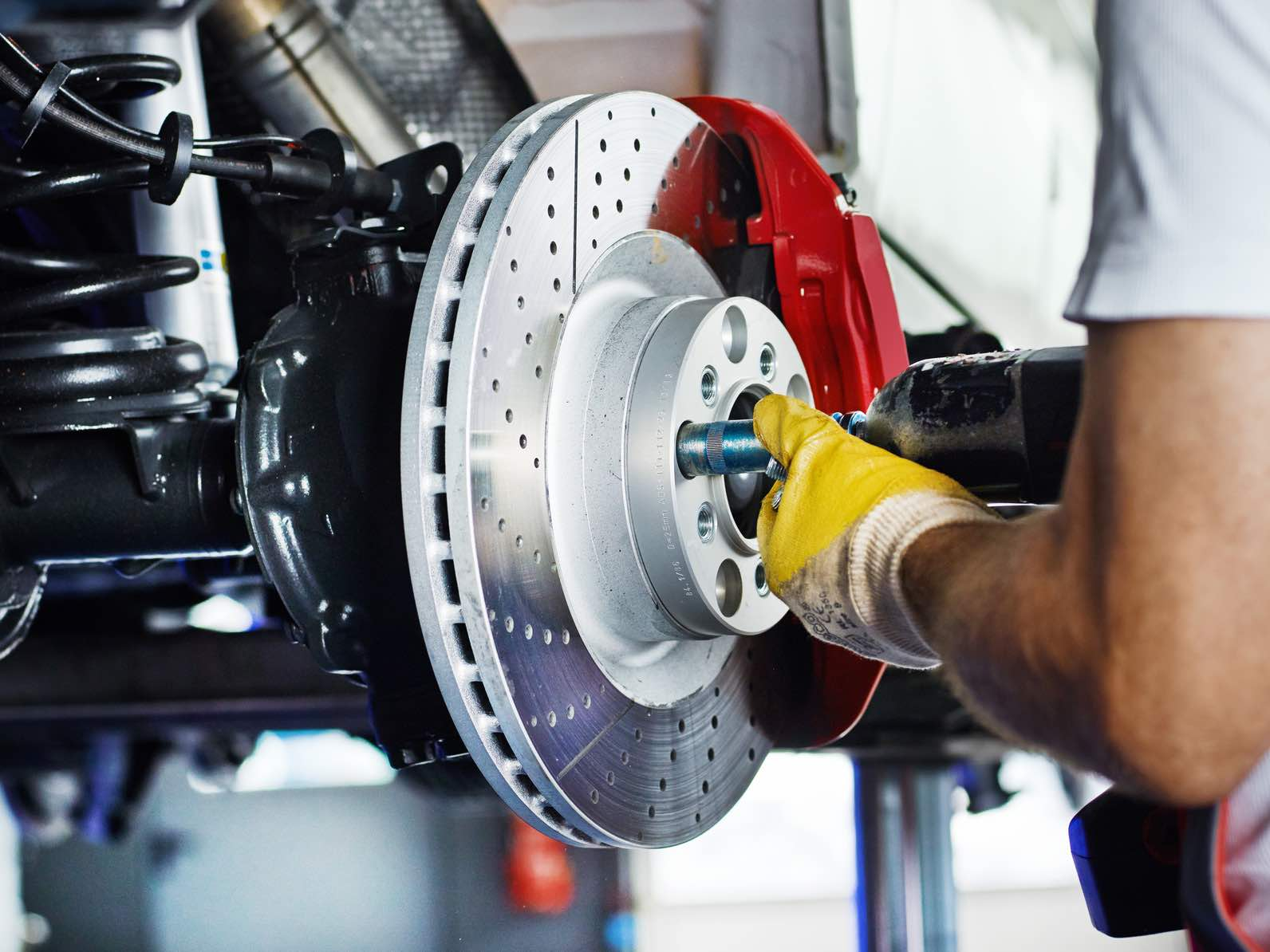 Learning When to Give Your Brake Service Done