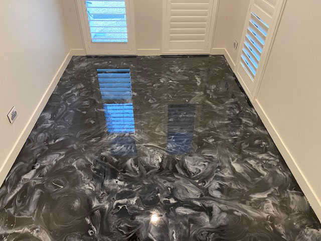 Have The Best Garage In Town With Epoxy